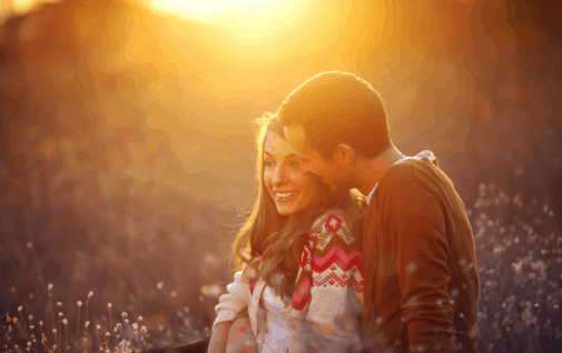 etre romantique