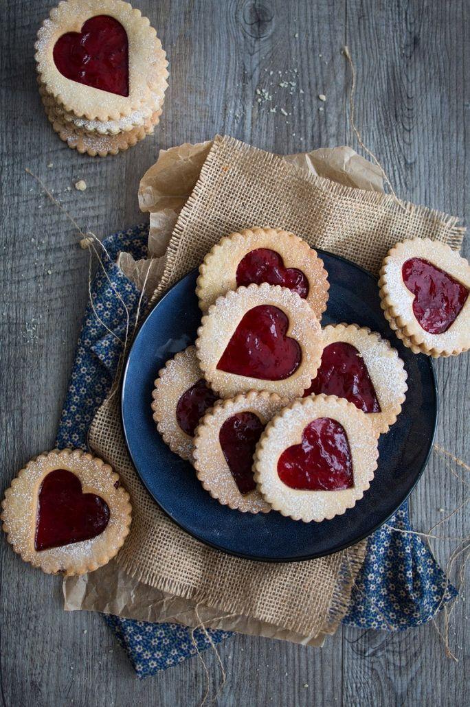biscuits coeur