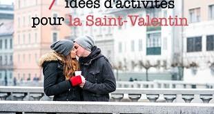 sorties saint valentin
