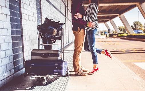 Votre partenaire vous annonce qu'il/elle part étudier 1 ans à l'étranger :