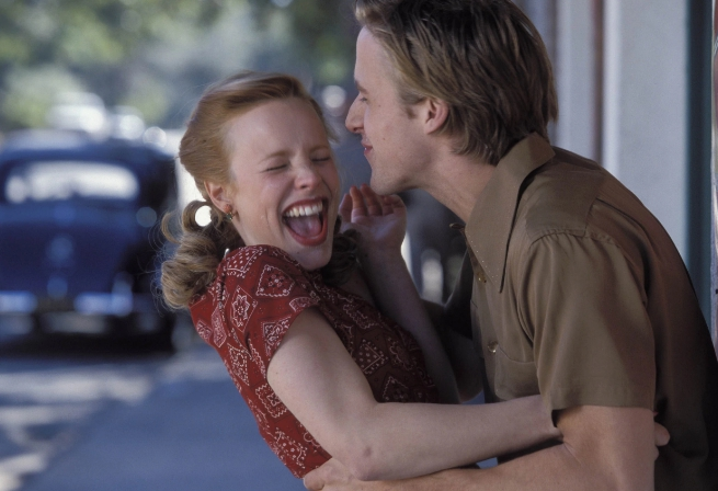 Comment s'appelle Ryan Gosling dans le film N'oublie jamais ?